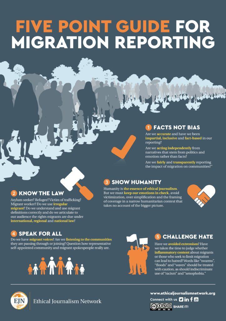 infografía inmigración